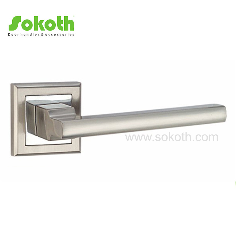 ALUMINUM ALLOY LEVER ON ROSE