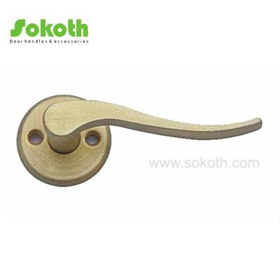 Russia small SB zinc handle on roseSKT-L590