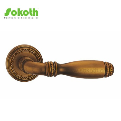 SOKOTH BEDROOM ZINC ALLOY CLASSIC ROSE HANDLESKT-L407