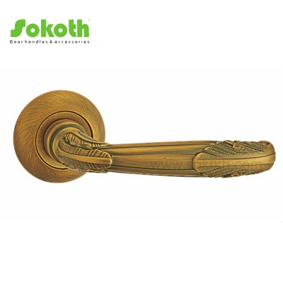 ZINC ALLOY LEVER ON ROSESKT-L386