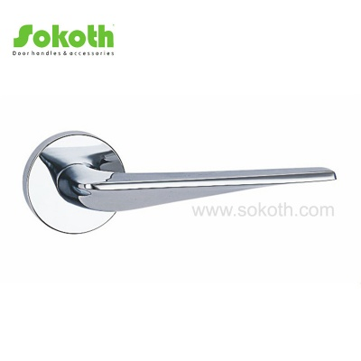 SOKOTH TOP QUALITY CHROME ZINC ALLOY DOOR HANDLESKT-L323