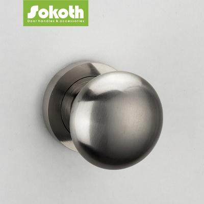 PVC ALUMINUM DOOR KNOB HANDLESKT-L314