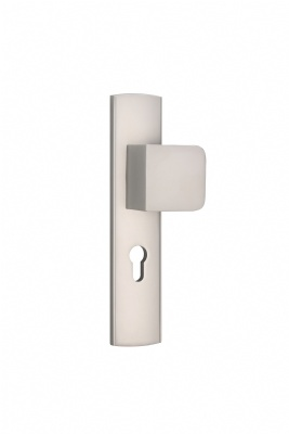 ZINC ALLOY LEVER ON PLATESKT-P817