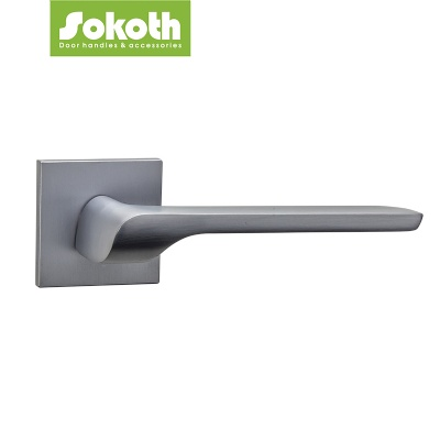 ZINC ALLOY LEVER DOOR HANDLE
