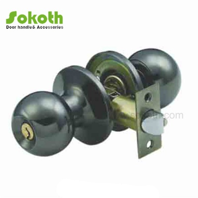 knob of CYLINRICAL LOCK to russia marketSKT-607 BN