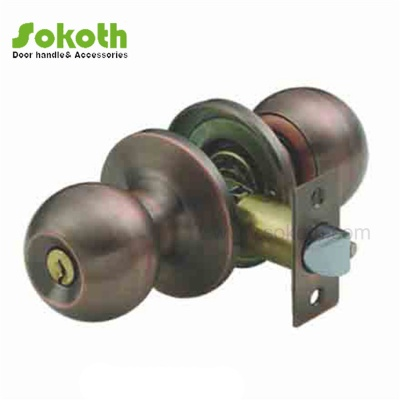 KNOB BALL OF TUBULAR LOCK WITH ET FUNCTIONSKT-607 AC