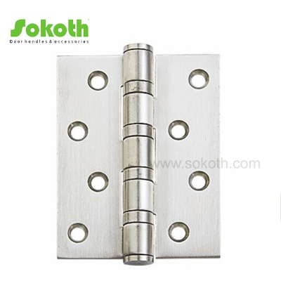 2018 hot sale soft close exterior wooden door pivot hingeSKT-H10 SS