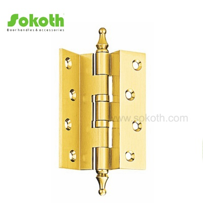 Brass Door hinges 4inchs window hingeSKT-H03 GP