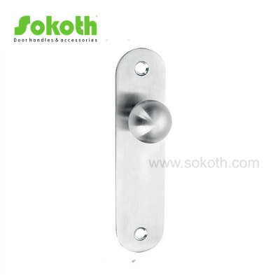 Wholesale Stainless Steel Door Handle on PlateH03S039 SS